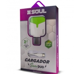 CARGADOR SHARE DUO X2 USB en internet