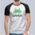Camiseta Raglan Gamer - Space Invaders