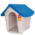Casa House Plast Pet Azul N3