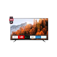 "TV Led Smart 50"" RCA X50ANDTV con sistema Android en internet"