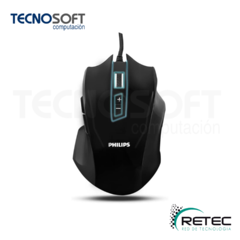 PHILIPS MOUSE GAMING MOMENTUM G201 4000 DPI
