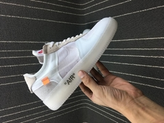 "Imagem do Nike Air Force 1 Low x Off White ""The Ten"""