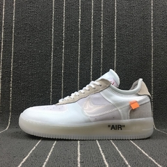 "Nike Air Force 1 Low x Off White ""The Ten"" - comprar online"