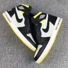 "Imagem do Nike Air Jordan 1 Retro High NRG ""Not For Resale"""