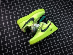"Nike Air Force 1 Low x Off White ""Volt"" - comprar online"