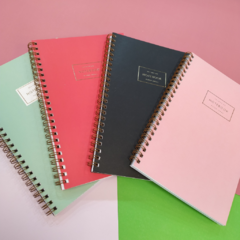 Decorline Notebook Bullet Paper ideas A5 Anillado