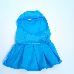 Vestido Pet Blue na internet