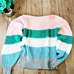Tricot Candy Manga Puff - comprar online