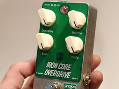 Iron Core Overdrive - Pedal de Distorção na internet