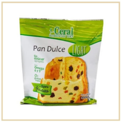 CERAL: PAN DULCE LIGHT CON FRUTAS