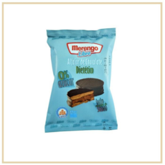 MERENGO: ALFAJOR DE CHOCOLATE DIETÉTICO