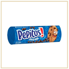 PEPITOS: GALLETITAS CON CHIPS DE CHOCOLATE