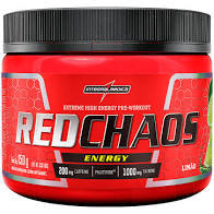 Red Chaos - Energy na internet