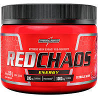 Red Chaos - Energy - Knc sports