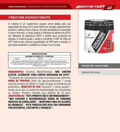 Creatine Monohydrate Pure Formula - Knc sports