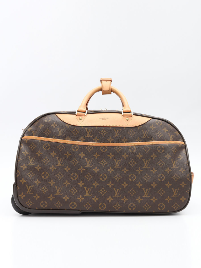 Mala Louis Vuitton Monograma Canvas Eole 50 Rolling