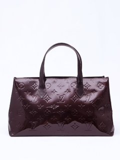 Bolsa Louis Vuitton Monogram Vernis Wilshire PM - Paris Brechó