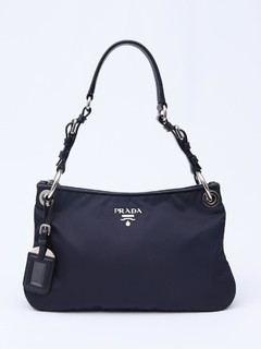 Bolsa Prada Tessuto Hobo Medium