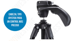 Tripode Manfrotto Compact Action - tienda online