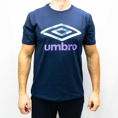 CAMISETA UMBRO GRAPHICS COLORS MASCULINA