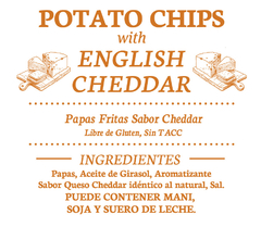 English Cheddar - comprar online