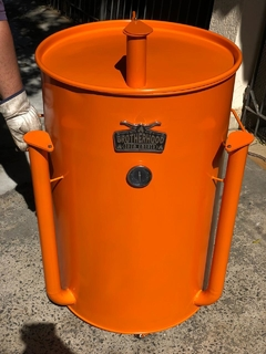 BrotherHood Drum Smoker® PREMIUM - BrotherHood Smoker