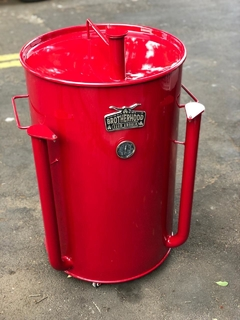 BrotherHood Drum Smoker® PREMIUM - comprar online