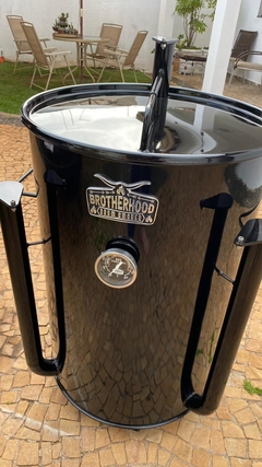 BrotherHood Drum Smoker® PREMIUM na internet