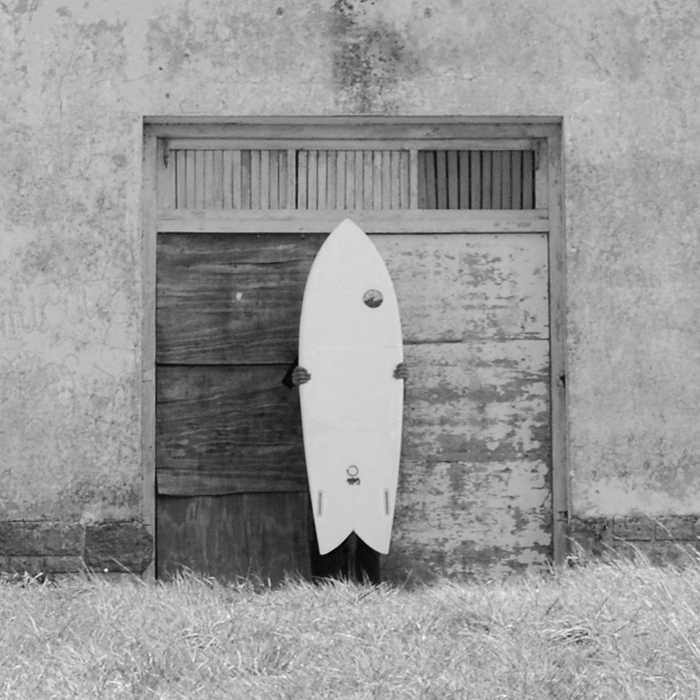 Banner de Scarless Surfboards Co.