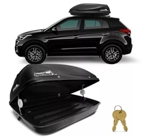 BAGAGEIRO - CONQUEST PTO 370L 689090 - THULE