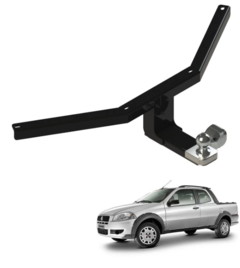 ENGATE - REBOQUE PICK-UP STRADA 05 1334 - INCOL