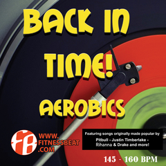 Back In Time 145-160 bpm