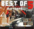 Best Of Mid Tempo 5 - 140 bpm - buy online