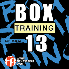 Box Training 13 135-145 bpm - buy online