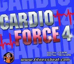 Cardio Force 4 130-154 bpm