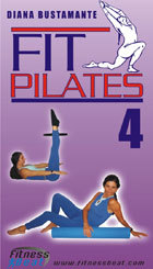 Fit Pilates 4 DVD