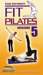 Fit Pilates 5 DVD