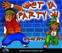 Get Ya Party On 103-118 bpm - buy online