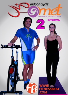 Indoor Cycle Pilates 2 PACK