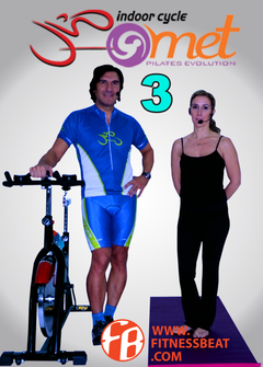 Indoor Cycle Pilates 3 PACK