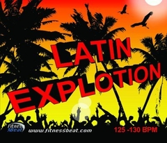 Latin Explotion 125-130 bpm