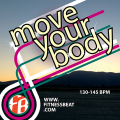 Move Your Body 130-145 bpm - buy online