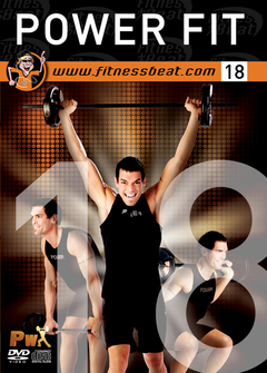 POWER FIT 18 PACK