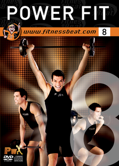 POWER FIT 8 PACK
