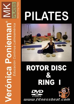 Pilates Rotor Disc Ring