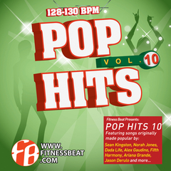 Pop Hits 10 128-130 bpm - comprar online