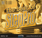 The Best Of Step Pro 125-140 bpm - comprar online