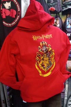Buzo - Harry Potter - Griffindor Rojo