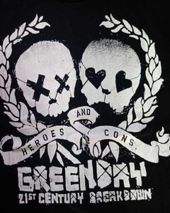 Remera - Green Day Modelo I