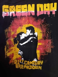 Remera - Green Day Modelo II